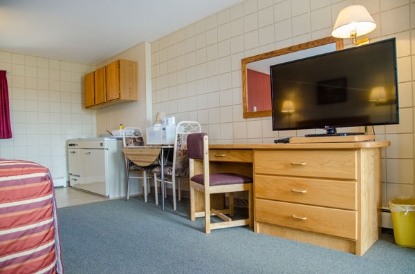 Plains Motel Double Kitchenette